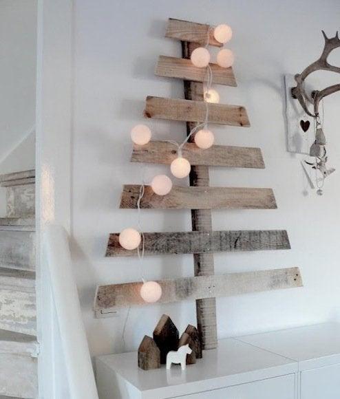DIY Christmas Tree - Basic Label Sweden