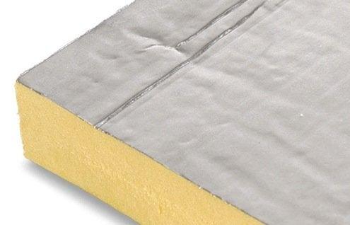 Inexpensive Insulation - ISO Rigid