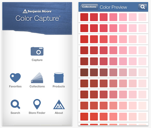 Home Improvement Apps - Color Capture