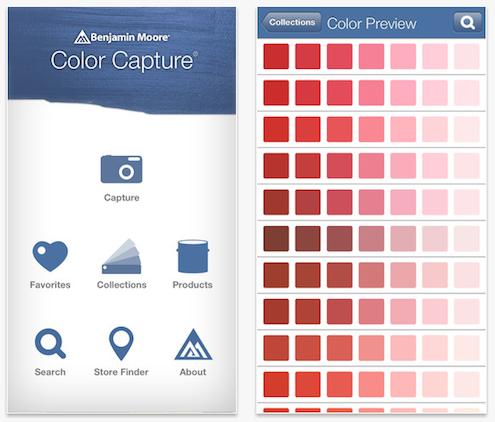 Home Improvement Apps - Color Capture
