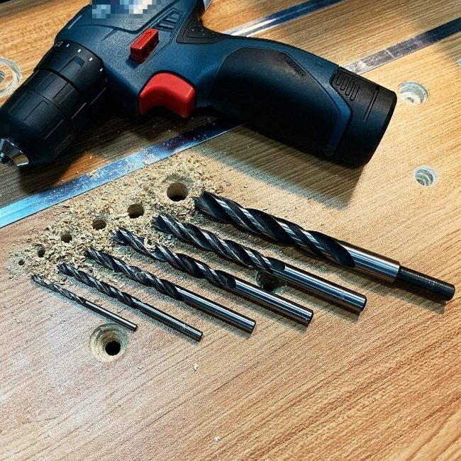 The Best Drill Bits (Brad Point): Comoware