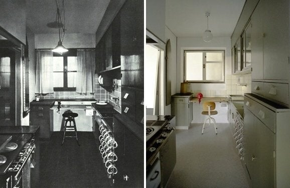 Frankfurt Kitchen Competition before and after