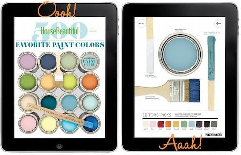 Home Improvement Apps - HB Color