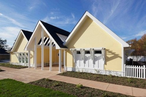 Michael Graves Architect - Wounded Warrior Home