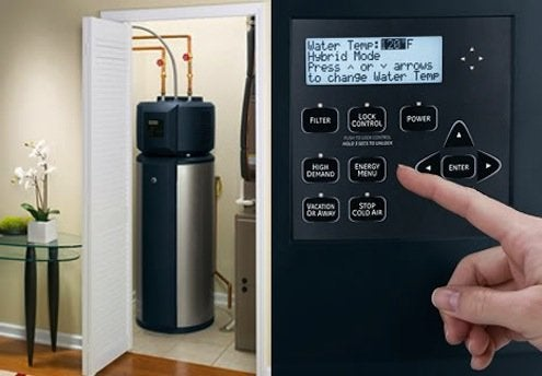Hybrid Water Heater