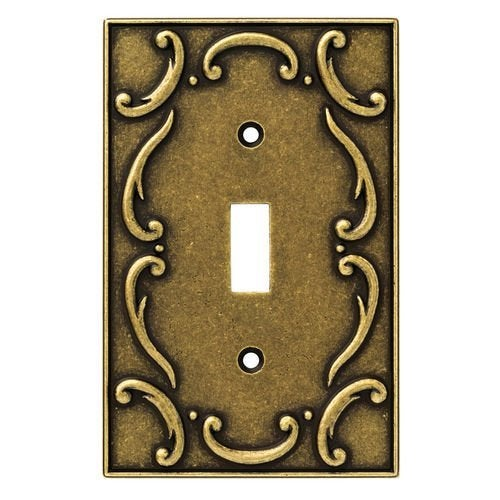 Interior Architectural Details - Outlet Plate