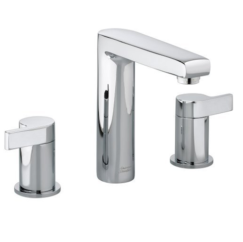 Update Bathroom - Modern Faucet