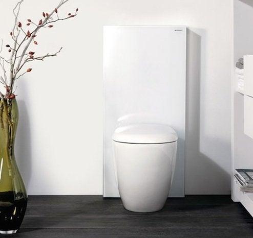 Update Bathroom - Geberit Monolith