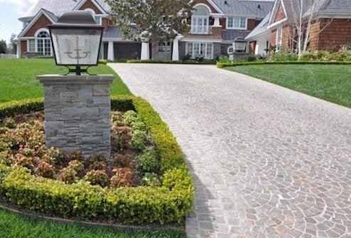 Driveway Design - Cobblestone
