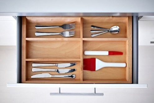 How to Organize Kitchen Cabinets - Easy Access