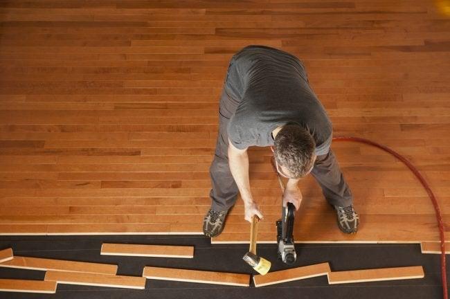 Vs Unfinished Hardwood Flooring
