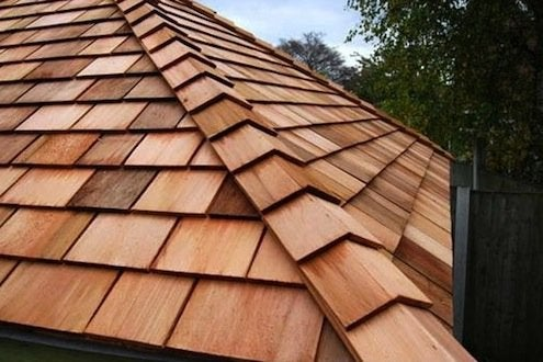 Wood Shingles and Shakes - Western Red Cedar