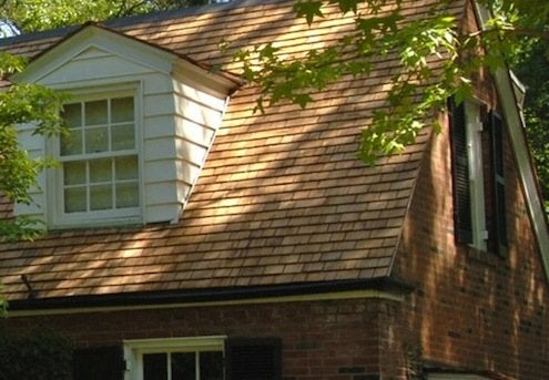 Wood Shingles and Shingles - Shakes