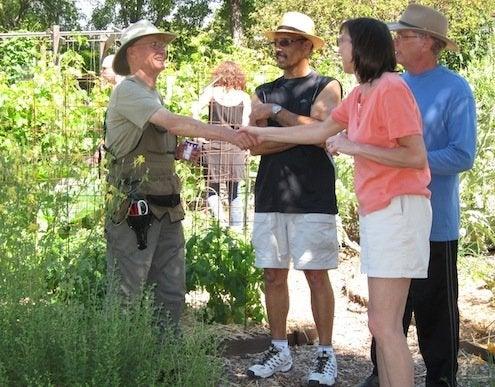 Master Gardeners - Lake Merritt