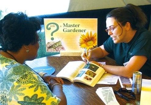 Master Gardeners - Extension Program
