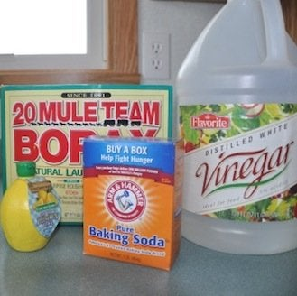 How to Clean Bathtub - Products