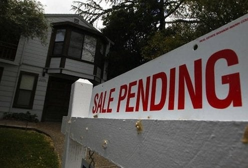Sale Pending Sign