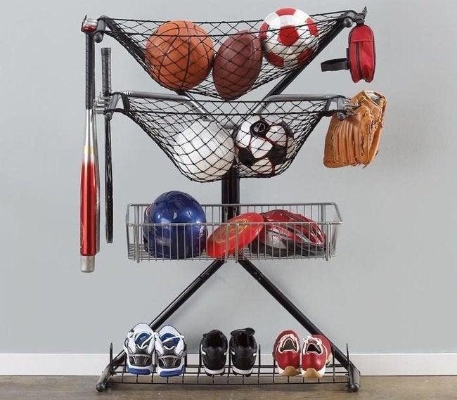 Sports Storage - Organizer