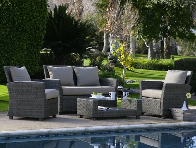 Patio Furniture Give-Away