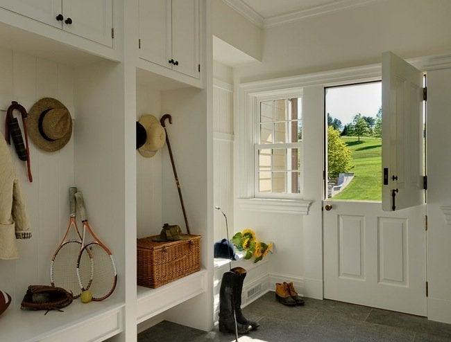 Old House Features - Dutch Door