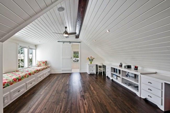 Attic Conversion - Family Room