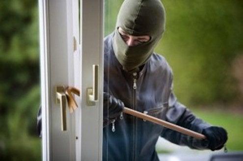 Burglaries