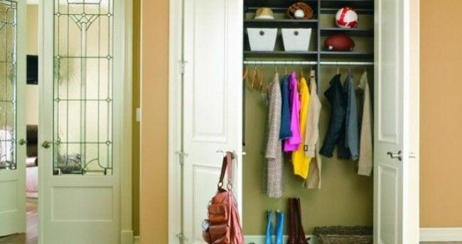 Sports Storage - Closet