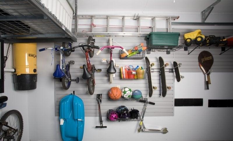 Sports Storage - Garage