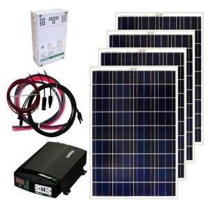 DIY Solar - Home Depot Kit