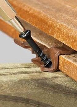 Composite Decking - Installation