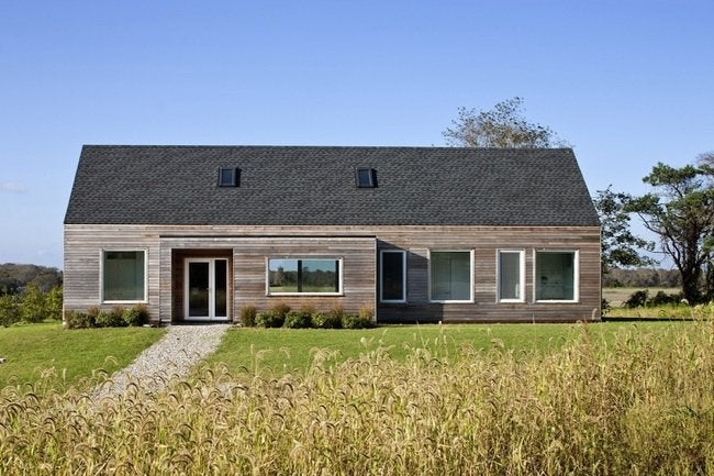 Passive Houses - New England Retreat