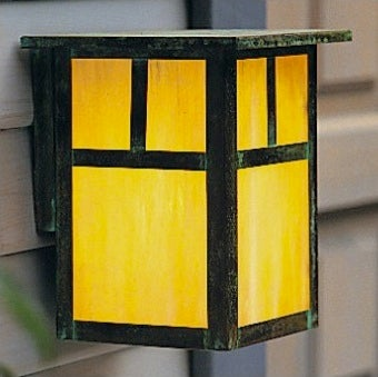 Front Door Updates - Outdoor Wall Sconce