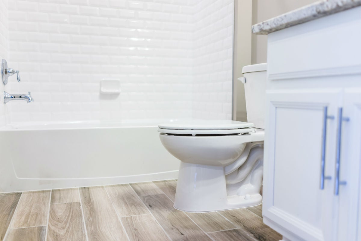 Every Homeowner's Best Bathroom Floor Tile Options
