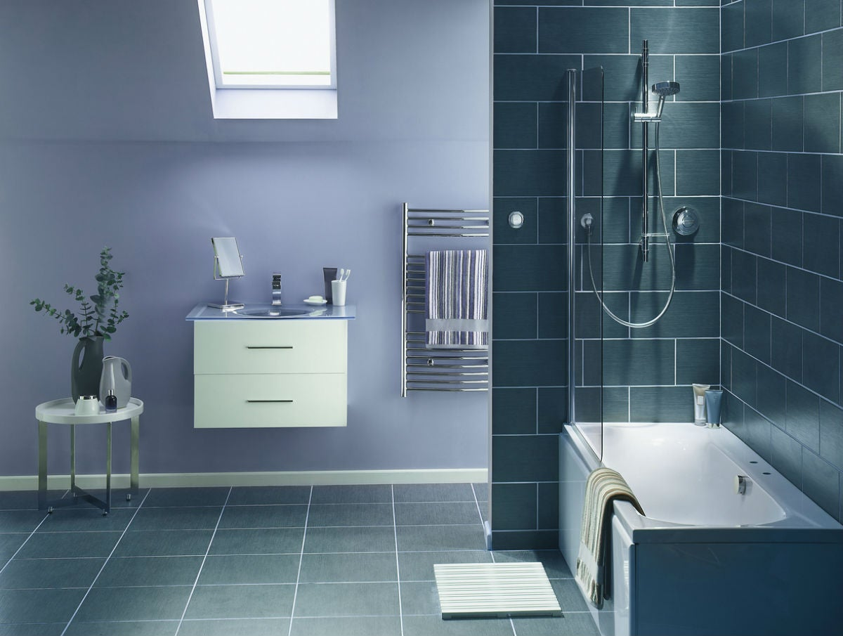 7 Best Bathroom Floor Tile Options And