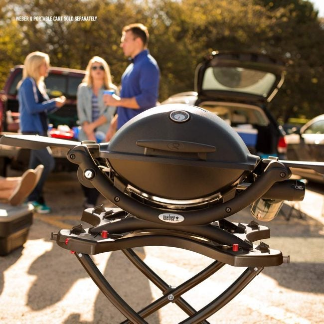 Best Table-top Grill: Weber Liquid Propane