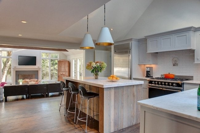 After Old Hill House Kitchen