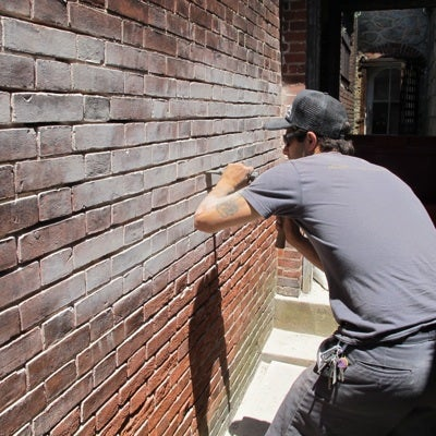 How To Repoint Brick Bob Vila