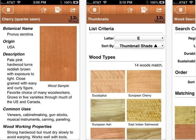 DIY Apps - I.D. Wood