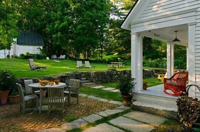Outdoor Room Design - Backyard