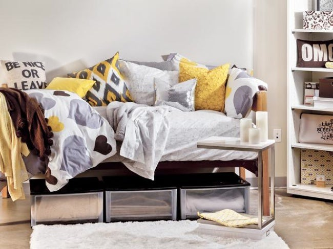 Dorm Room Ideas - Bedding