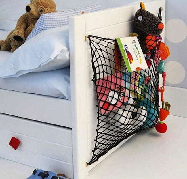 Kids Room Storage - Cargo Net