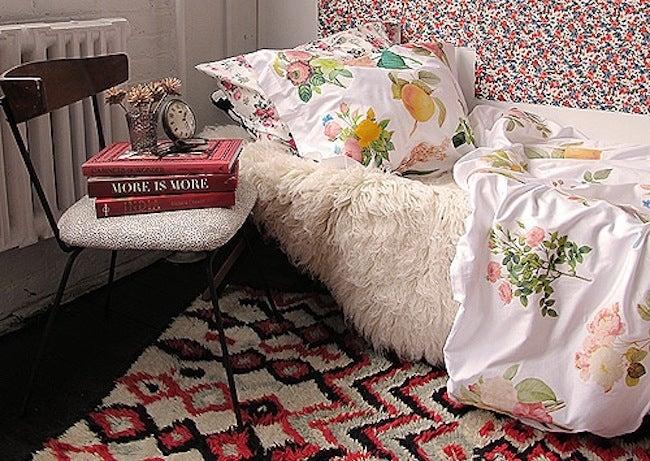 DIY Dorm Room Decor - Bedding
