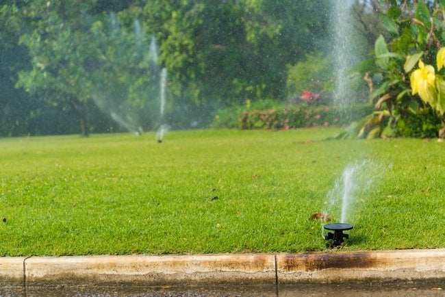 Cost To Install Irrigation System