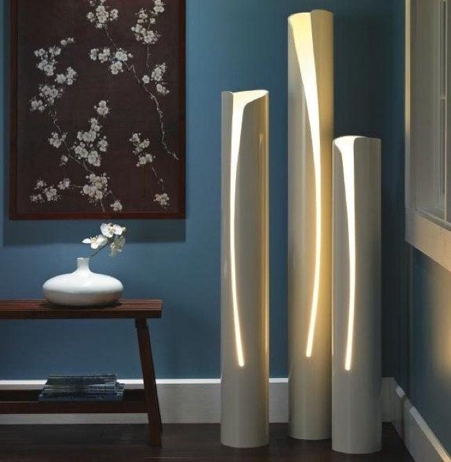 PVC DIY - Lighting