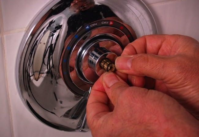 How to Install Shower Valve Trim - O Ring