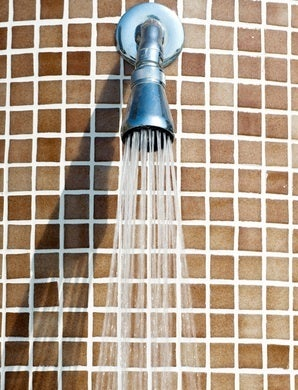How to Install a Shower Head - Outdoor