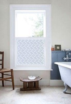 Install Window Film - Pattern