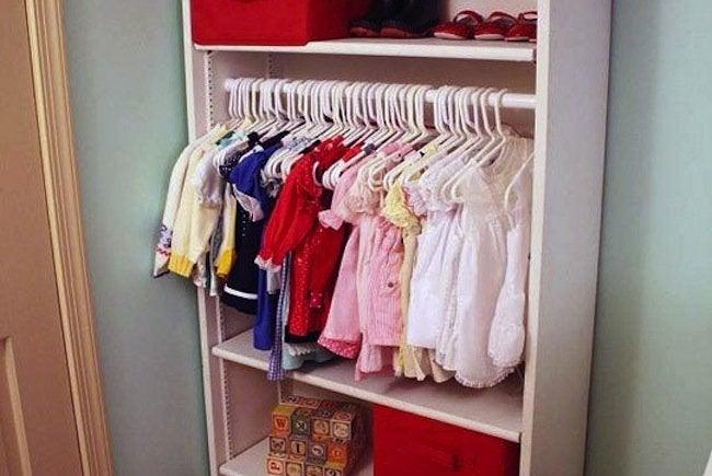 Kids Room Storage - Bookcase Hack