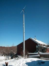 Home Wind Power - Small Turbine