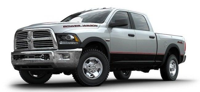 RAM Renovation Contest - 2500 Power Wagon